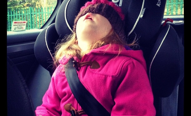 The source of the quiet snoring noise…