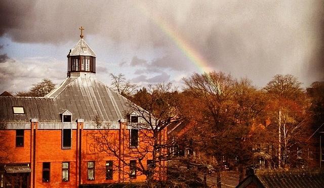 A Brief Rainbow