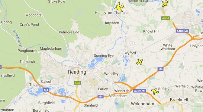 Crowdsourced Flight Tracking