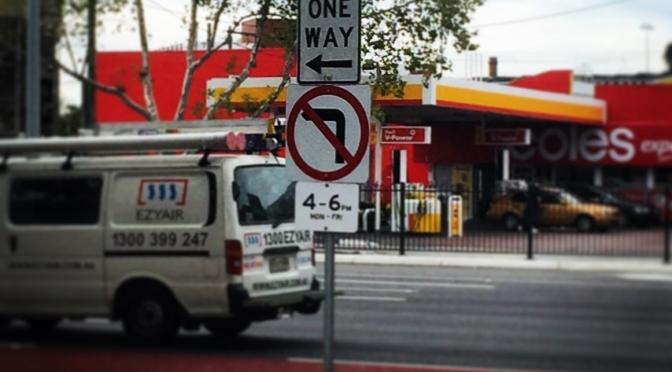 Turn Left?